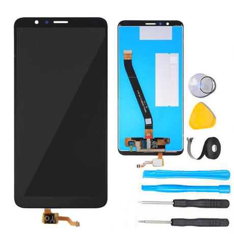 Huawei Honor 7X Screen Replacement LCD and Digitizer Premium Repair Kit - Black