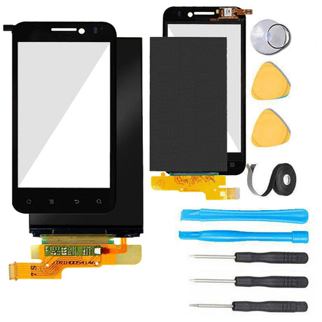 Huawei Mercury Screen Replacement LCD parts plus tools