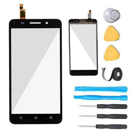 Huawei Raven Glass Screen Replacement parts plus tools