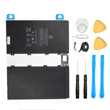 iPad Pro 12.9 Battery Replacement Premium Repair Kit + Tools A1584 | A1652 | A1670 | A1671 020-00016 10307mAh