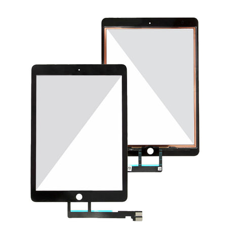 iPad Pro 9.7 Screen Replacement Glass and Touch Digitizer - Black