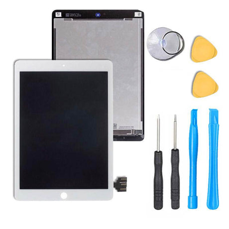 iPad Pro 9.7 Screen Replacement LCD and Digitizer Repair Kit - White