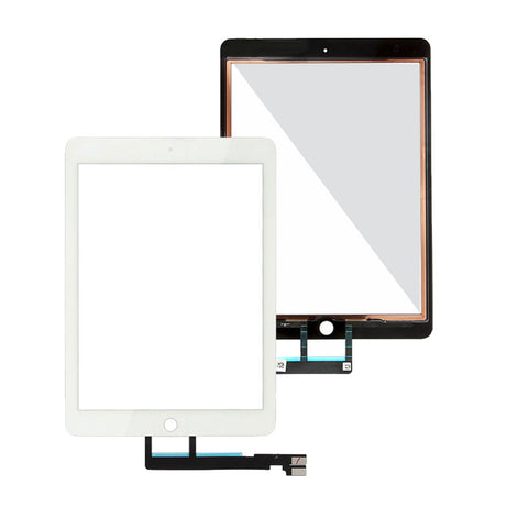 iPad Pro 9.7 Screen Replacement Glass and Touch Digitizer - White