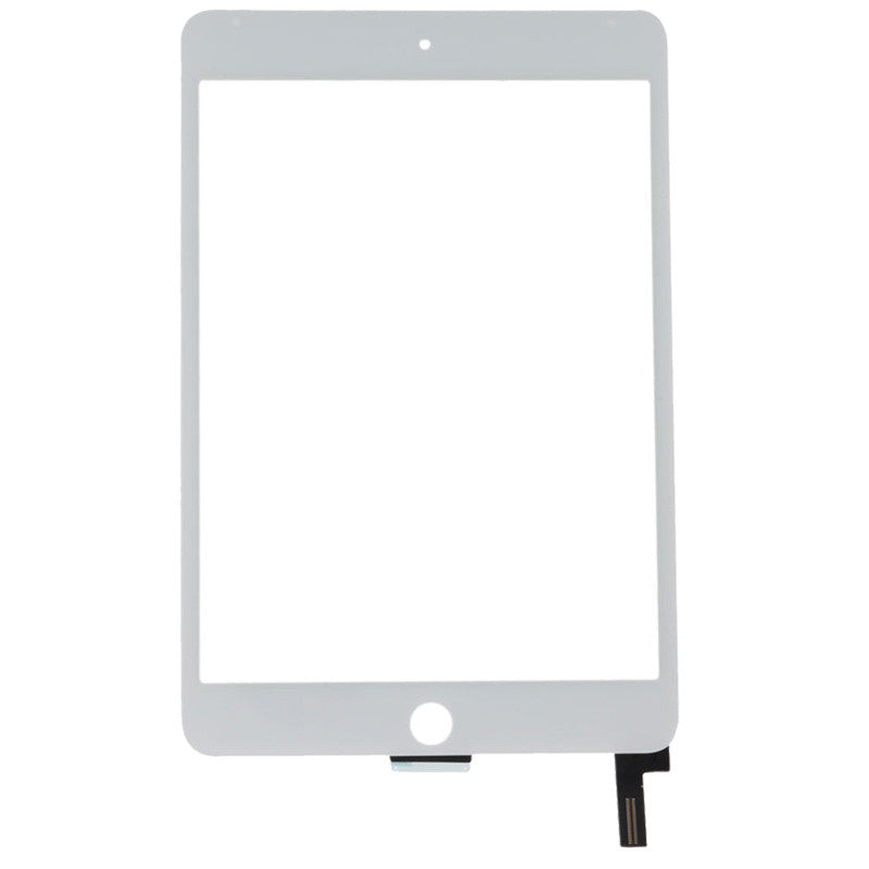 iPad mini 4 white glass replacement