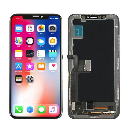 iPhone X Screen Replacement LCD and Digitizer Display