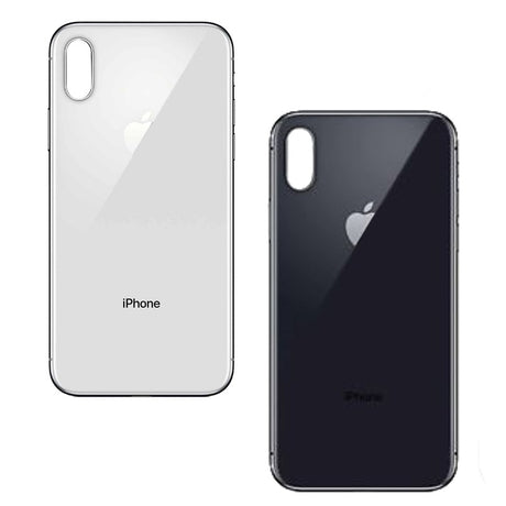 Apple iPhone X Replacement Back Glass Battery Cover