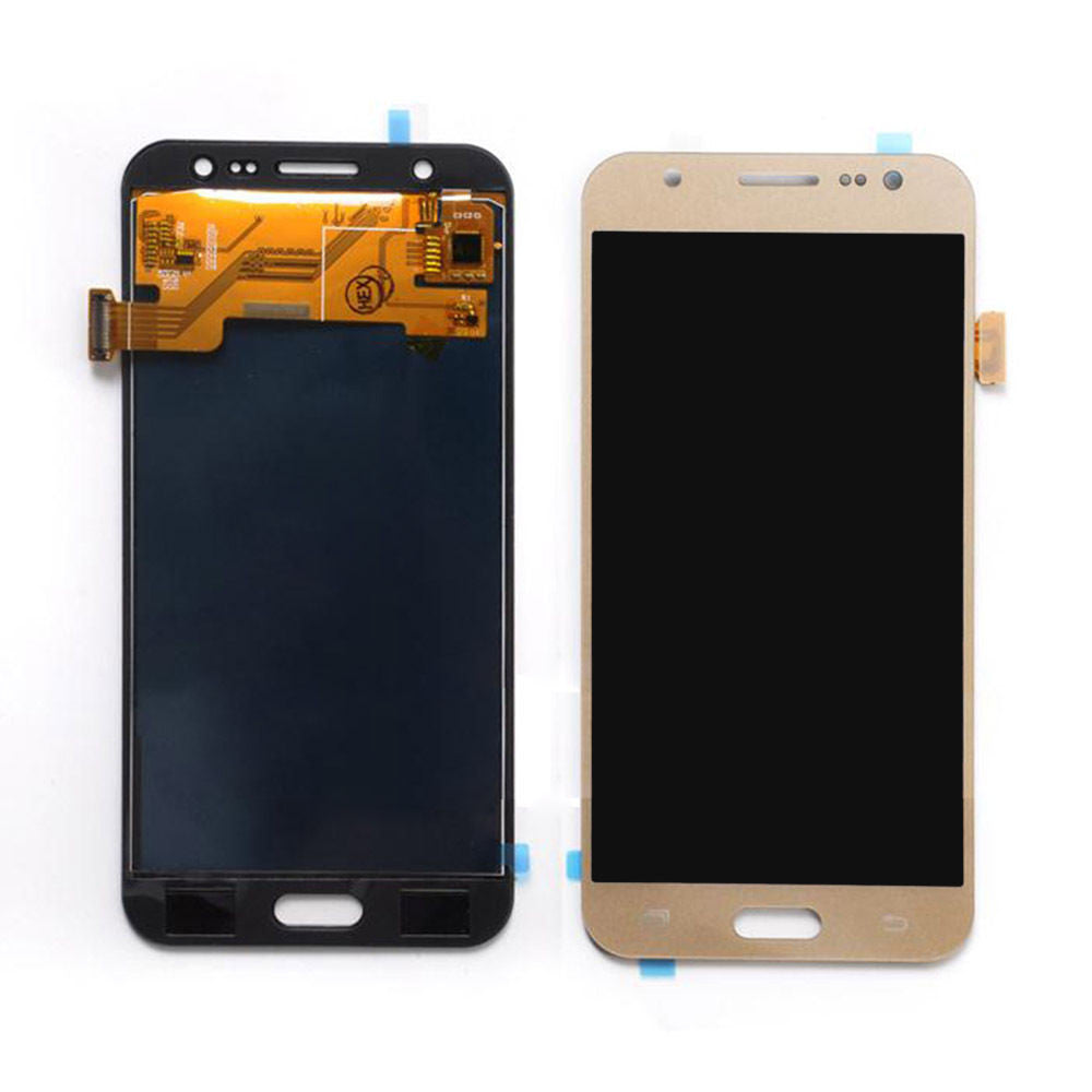 Samsung Galaxy J5 Screen Replacement LCD and Digitizer Premium Repair Kit J500 - Black/ Gold / White