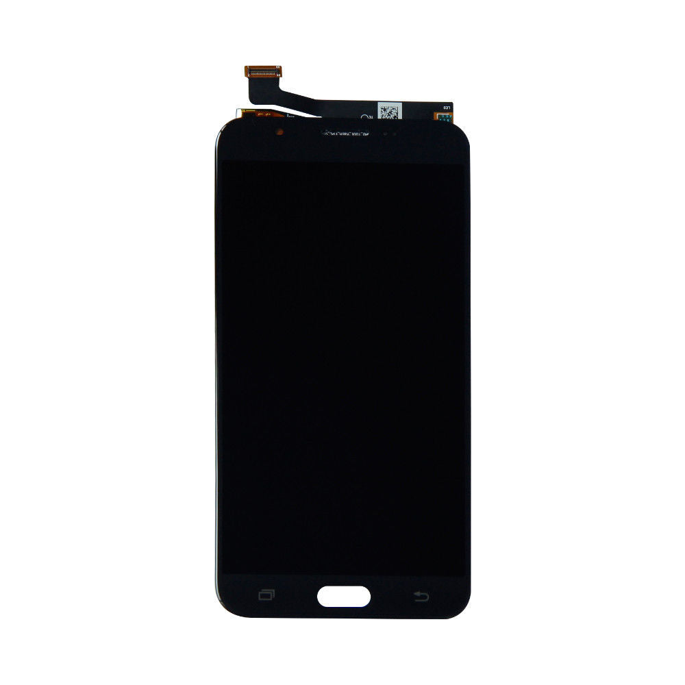 Samsung Galaxy J7 Prime Screen Replacement LCD Digitizer Premium Repair Kit J727 G610 - Black