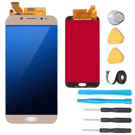 Samsung Galaxy J7 Pro Screen Replacement LCD Repair Kit 2017  J730 - Gold