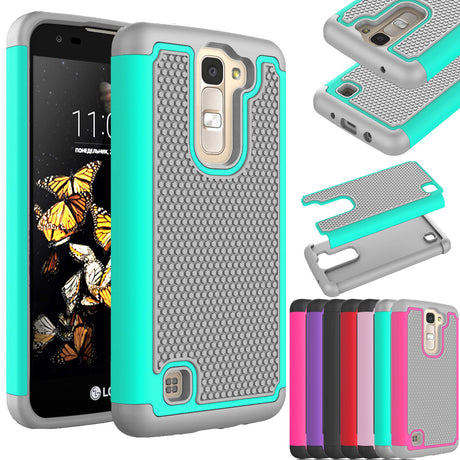 Rugged Armor Hard Case Cover - LG K8