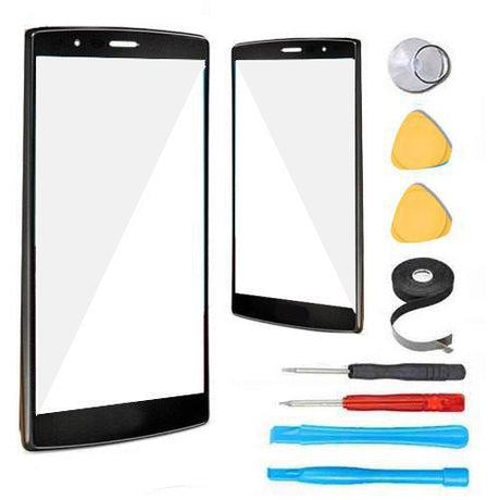 LG G4 Glass Screen Replacement Premium Repair Kit - Black