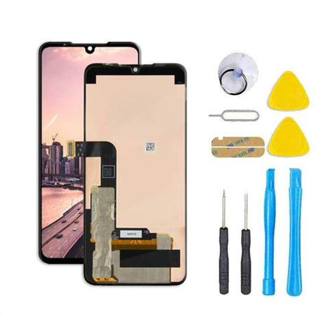 LG G8X Screen Replacement LCD Digitizer Premium Repair Kit LMG850UM G850UM1A G850UM9A