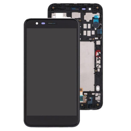 LG K30 Screen Replacement LCD Digitizer + FRAME - LMX410