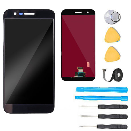 LG Harmony Screen Replacement LCD parts plus tools