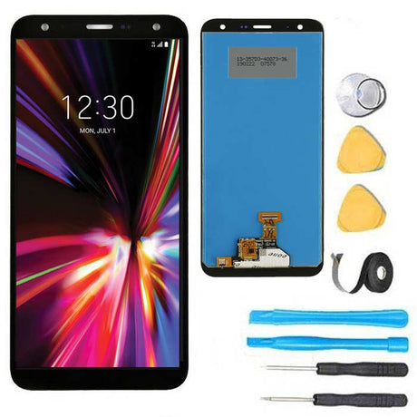 LG K40 screen replacement kit with tools
