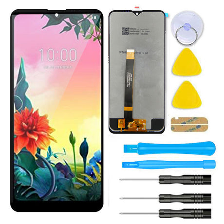 LG K50s Screen Replacement LCD Digitizer Premium Repair Kit-	LM-X540HM