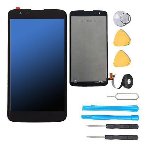 LG K8 (2016) Screen Replacement LCD + Digitizer Replacement Premium Repair Kit K350N K350E K350DS