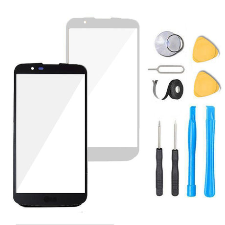 LG K8 Glass Screen Replacement Premium Repair Kit 2016 2017 2018