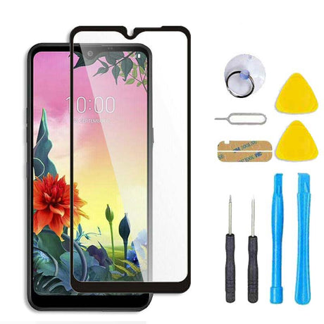 LG K50s Glass Screen Replacement Premium Repair Kit-LM-X540HM