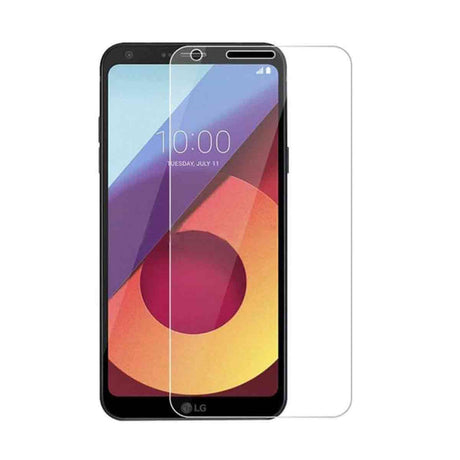 LG Q6 Plus Tempered Glass Screen Protector