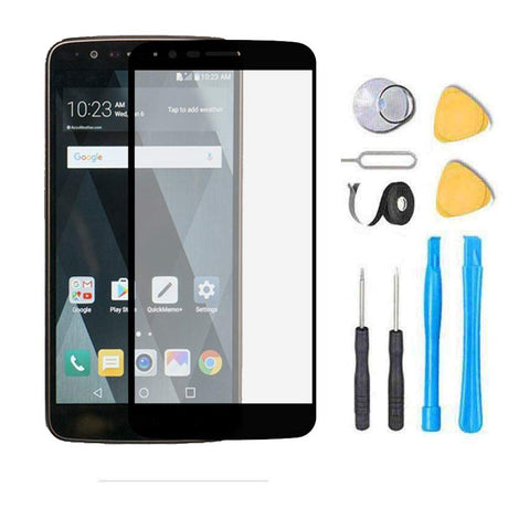 LG Stylo 3 screen replacement glass plus tools
