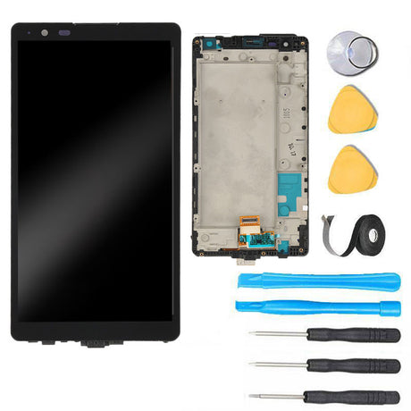 Battery Back Cover Compatible with LG X Power K220DS LS755 US610 k450 k6P Gold