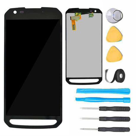 LG X Venture Glass Screen Replacement LCD Digitizer Premium Repair Kit H700