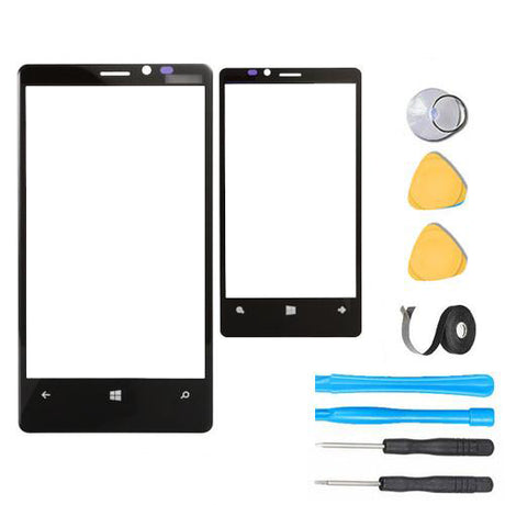 Nokia Lumia 920 Glass Screen + Touch Digitizer Replacement Premium Repair Kit N920