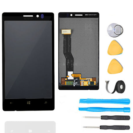 Nokia Lumia 925 LCD Screen Replacement + Digitizer Premium Repair Kit