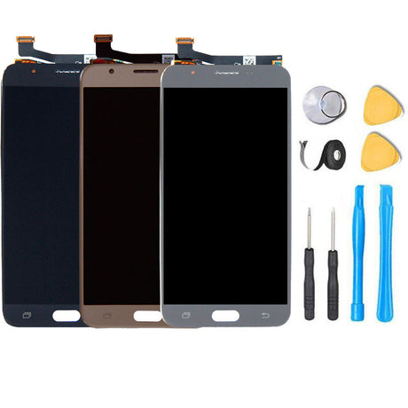 Galaxy J3 Luna Pro Screen Replacement LCD parts and tools