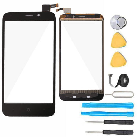ZTE Majesty Pro Glass Screen Replacement parts plus tools