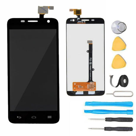 Alcatel One Touch Idol Mini LCD Screen Replacement and Digitizer Premium Repair Kit - Black