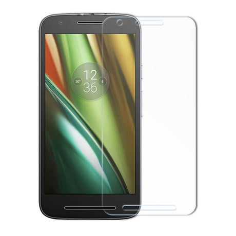 Motorola Moto E3 (3rd Gen) Premium Tempered Screen Protector