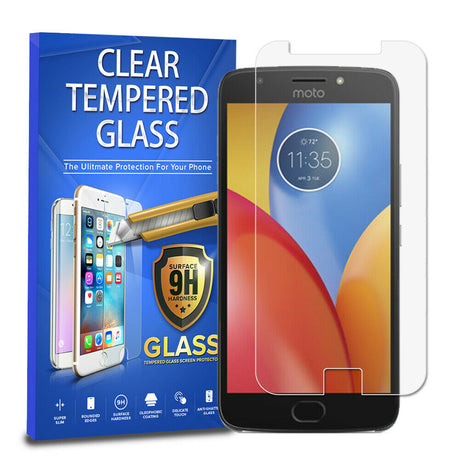 Motorola Moto E4 Plus Premium Tempered Screen Protector