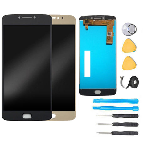 Moto E 4th Plus (E4 Plus) Screen Replacement LCD parts plus tools