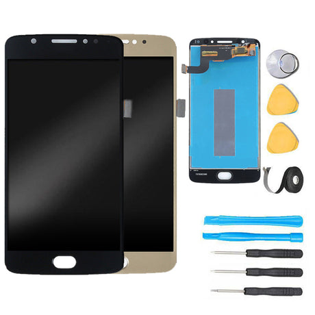 Moto E 4th (E4) Screen Replacement LCD parts plus tools