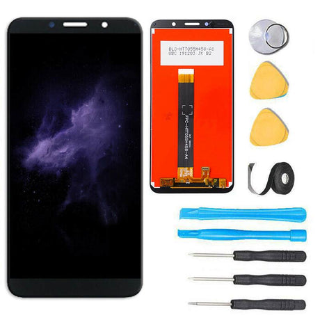 Motorola Moto E6 Play Screen Replacement Glass LCD Touch Digitizer Repair Kit
