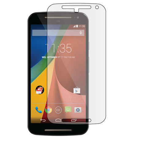 Motorola Moto G2 Premium Tempered Screen Protector
