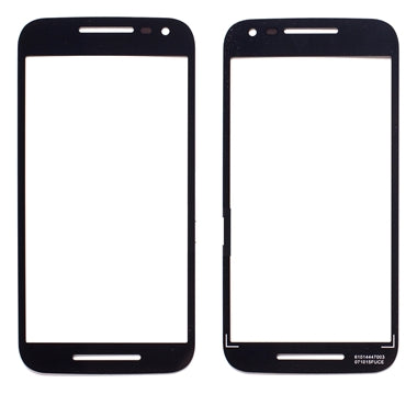Motorola Moto G 3rd Gen (G3) Glass Screen Replacement Premium Repair Kit  XT1540 XT1548 - Black / White
