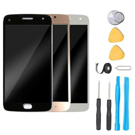 Moto G5s Plus Screen Replacement  LCD parts plus tools