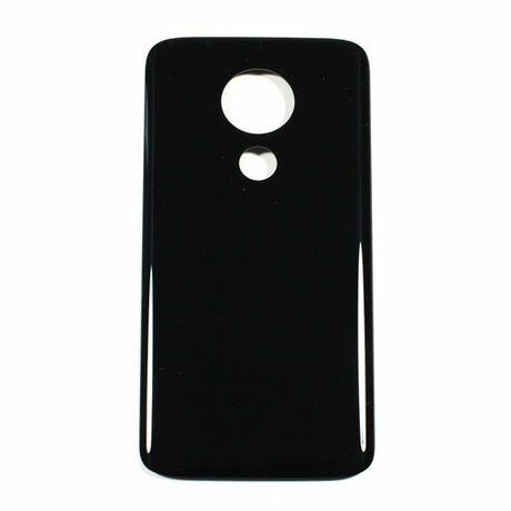Motorola Moto G7 Power Replacement Back Battery Cover - Black