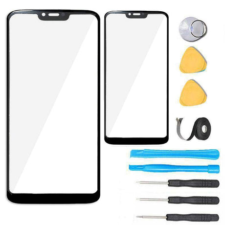motorola moto g7 supra screen replacement with glass
