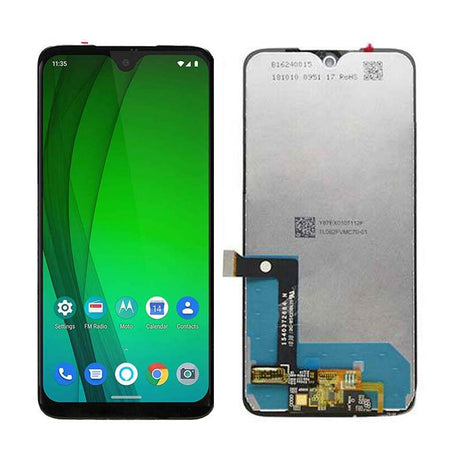 Motorola Moto g7 screen replacement LCD with Digitizer
