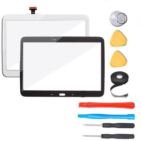 Samsung Galaxy Note 10.1 Glass Screen Replacement + Touch Digitizer Premium Repair Kit