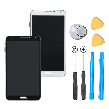 Samsung Galaxy note 3 screen replacement glass with tools