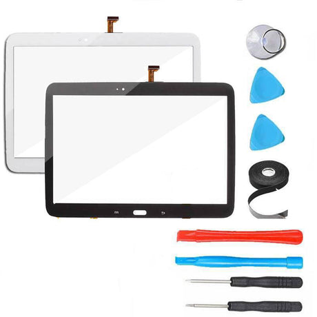 "Samsung Galaxy Note Pro Glass Screen  Replacement + Touch Digitizer Premium Repair Kit 12.2"" P900 