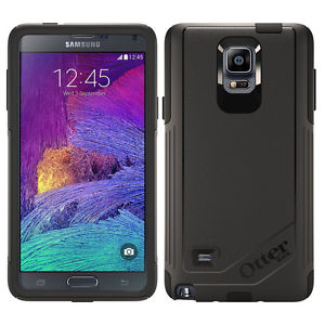 Rugged Armor Protective Hard Case Cover - Galaxy Note 4