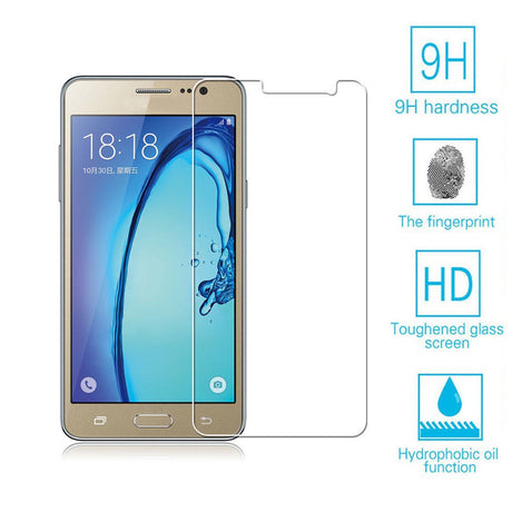 Premium Samsung Galaxy ON5 Tempered Glass Screen Protector