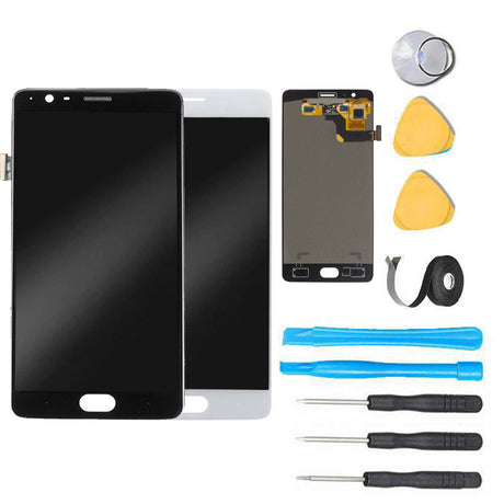 OnePlus 3 Screen Replacement LCD parts plus tools