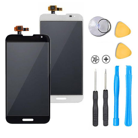 LG Optimus G Pro 2 Screen Replacement + LCD + Touch Digitizer Premium Repair Kit  F350 D837 D838  - Black or White